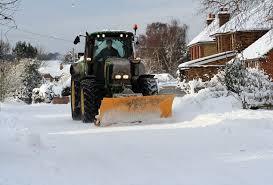 snow plough hire in Leeds